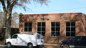 hardy elementary