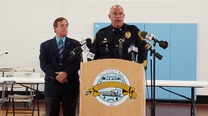 police chief rodney dan riddle